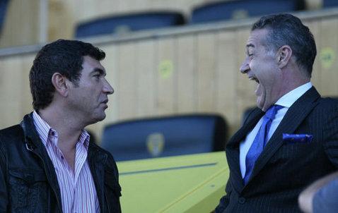 """Se întoarce Borcea la Dinamo? Becali: """"El aşa zice, că o să revină!"""""""