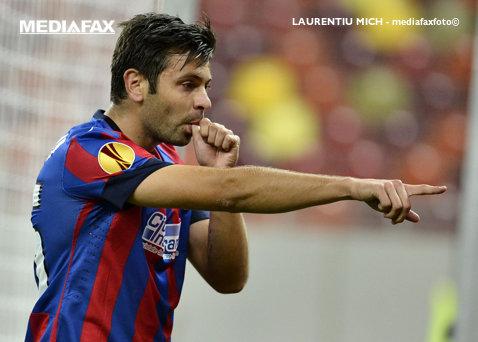 Becali l-a anunţat înapoi la Steaua, el a răspuns imediat. Reacţia lui Rusescu care nu lasă loc de interpretări