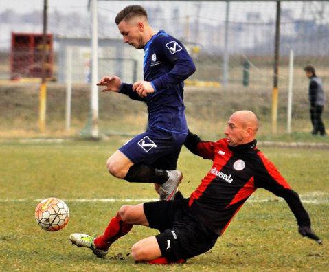 CSM Poli Iaşi caută variante de jucători Under 21 în Liga 3. Cei doi tineri testaţi de Eugen Neagoe