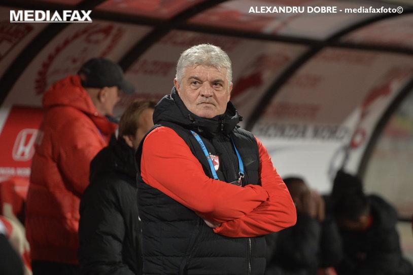 """Andone e sigur! Mesajul antrenorului lui Dinamo pentru cei care """"spun că echipa nu joacă nimic"""""""