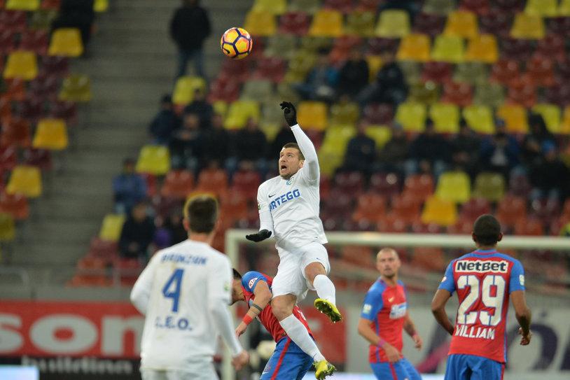 Ţucudean schimbă echipa şi se bate pentru titlu în Liga 1! Atacantul a plecat deja în cantonament alături de noii colegi