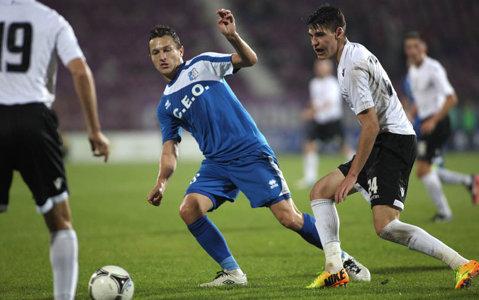 Transfer important făcut de FC Botoşani. Ce jucător de la Pandurii a semnat cu echipa lui Leo Grozavu