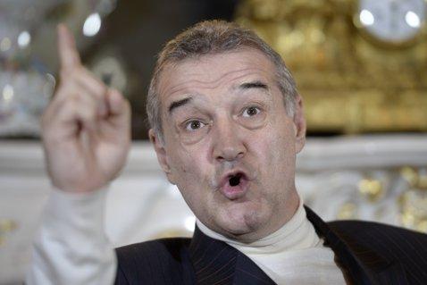 """Gigi Becali şi LPF au fost mână în mână? Tudorel Stoica aduce acuzaţii grave: """"El a prezentat nişte acte false cu complicitatea acelora de la ligă!"""""""