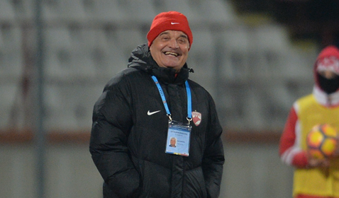 """Dinamo are un nou număr """"10"""". Decizia luată de Ioan Andone"""