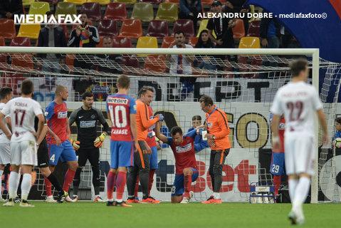 """Încă un jucător de la FCSB pleacă în campionatul Belgiei. Rednic dezvăluie: """"Transferul se va face în zilele următoare"""""""