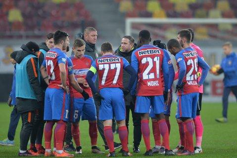 OFICIAL   Steaua a confirmat despărţirea de doi jucători. Au rezistat doar 6 luni sub comanda lui Reghecampf