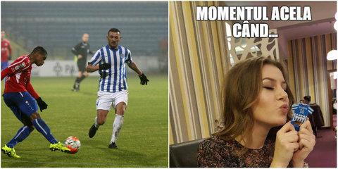IMAGINEA ZILEI   FCSB s-a debarasat de Golubovic, dar atacantul face senzaţie la noua echipă :) Cum a fost primit la CSM Poli Iaşi