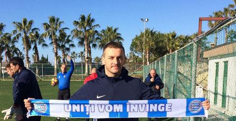 """Acum e OFICIAL. Golubovic a semnat şi începe o """"nouă viaţă"""". Vârful rămâne cu un singur gol marcat în tricoul Stelei"""