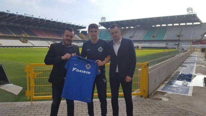 Ce număr va purta şi cât va câştiga Dorin Rotariu la FC Bruges. Fostul dinamovist a primit un Mercedes E Class