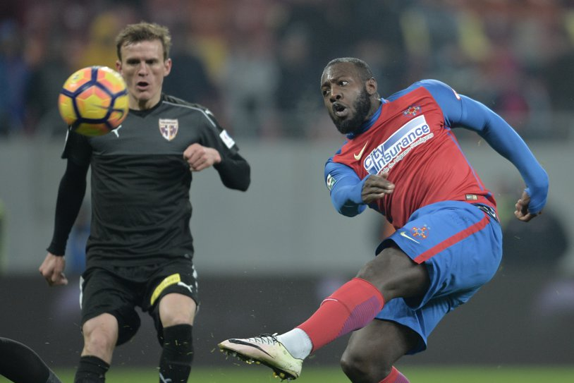 Reghe, antrenor de formă! Becali a făcut echipa cu care FCSB a transpirat pentru un egal, 2-2 cu Voluntari. Gnohere, la primul gol