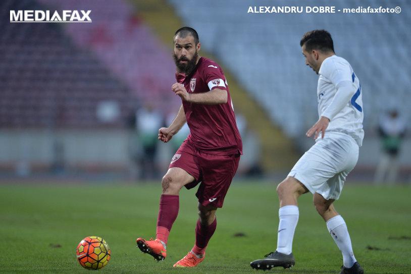 """Vasile Maftei: """"Nu puteam ataca Steaua la ea acasă"""". Ce spune despre penalty-ul în care a fost implicat: """"M-am întors cu spatele..."""""""