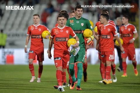 Prima decizie luată de Cosmin Contra la Dinamo
