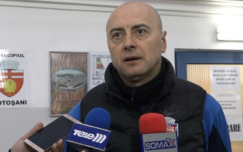 """Botoşănenii nu s-au speriat de schimbările de la Dinamo: """"Nu cred că va reuşi Contra să facă minuni până la meciul cu noi"""""""