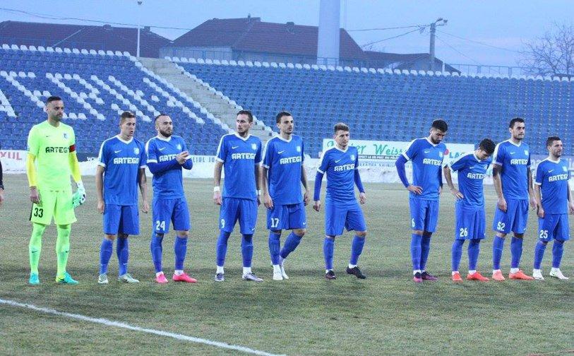 """Ajunsă pe loc de baraj, echipa lui Stoican  încearcă să nu piardă contactul cu Chiajna: """"Ar fi fantastic să câştigăm"""""""