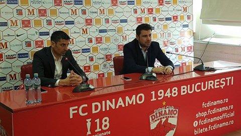 """Mutu: """"Am făcut această schimbare atunci când am considerat că trebuie făcută!"""" Cu ce alt antrenor a mai discutat Dinamo"""
