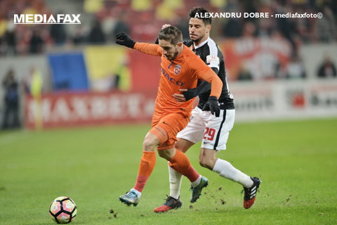 LIVE BLOG | Dinamo - FC Botoşani 1-0. Contra obţine o victorie vitală în lupta pentru play-off, după un meci în care moldovenii au avut ocaziile mai mari