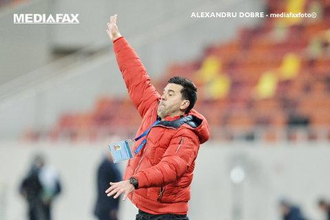Reacţia lui Contra după debutul victorios pe banca lui Dinamo. Ce le-a spus jucătorilor la pauză, de ce l-a lăsat în afara lotului pe prietenul lui Mutu şi cum a comentat ultimul transfer reuşit