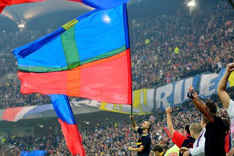 """Suporterii Stelei ies în stradă, în 35 de judeţe! """"Nu ţinem nici cu CSA, nici cu FCSB. Ne dorim să nu moară fotbalul românesc"""". Anunţul făcut azi"""