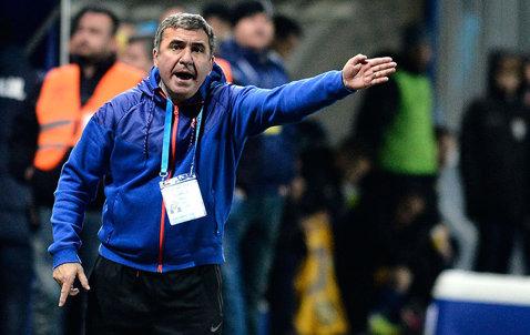 Viitorul - ACS Poli 5-0. Echipa lui Hagi s-a distanţat din nou la 6 puncte de FCSB. Vlad Morar a reuşit un hat-trick, Artean a fost eliminat
