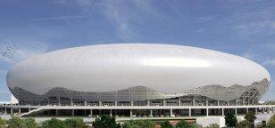 Lucrările la stadionul din Craiova au intrat în linie dreaptă! Oltenii vor să renunţe la denumirea 'Ion Oblemenco' şi să atragă un sponsor care să ofere numele arenei