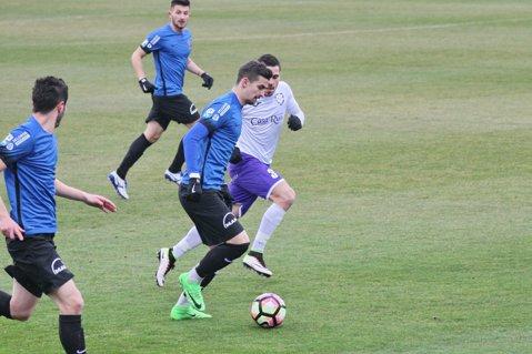"""Hat-trick în 18 minute! El eroul etapei în Liga 1: """"Nu ma interesează titlul de golgheter, vreau doar să marchez şi să câştigăm"""""""