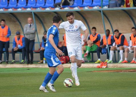 FC Botoşani - Pandurii 3-1! Gorjenii la a opta partidă fără victorie în Liga 1