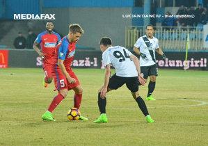 Egal pentru Dinamo! Gaz Metan - FCSB 1-1. Vicecampioana a tremurat la Mediaş, dar a obţinut o remiză, cu Alibec iarăşi decisiv