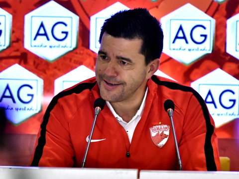 """Contra, """"Cholo din Ştefan cel Mare"""". Cuvinte mari pentru tehnicianul lui Dinamo: """"E exact stilul lui! Aşa va dori să arate echipa"""""""