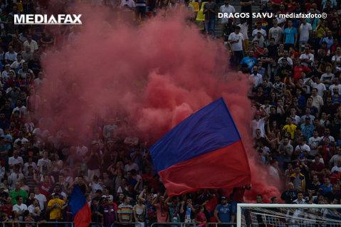 """Îi pierd şi pe ei? Cum au reuşit şefii FCSB să supere şi ultimii fani care mai susţin echipa lui Becali: """"Conducerea a demonstrat încă o dată că nu este interesată de prezenţa suporterilor la stadion"""""""