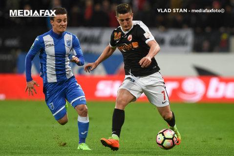 """LIVE BLOG   Dinamo - CS U Craiova 0-0. Egal pentru rivale! Contra şi Mulţescu se anihilează cu """"stil"""" pe Arena Naţională"""