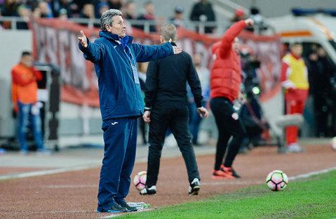 """Meciul cu Dinamo i-a dat palpitaţii. Mulţescu: """"Bine că mi-am luat pastilele!"""" Andrei Ivan, criticat dur de antrenorul său: """"Nu ştiu ce să-i mai fac să dea gol..."""""""