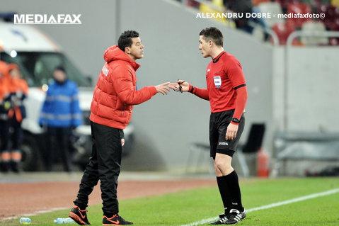 """Contra, supărat după al doilea meci al lui Dinamo fără gol în play-off. Reacţia lui """"Guriţă"""" de la finalul meciului cu CS U Craiova spune totul"""