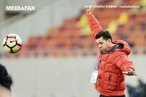 Dinamo va efectua un stagiu de pregătire la Braşov