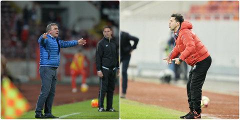 Dinamo - Viitorul se joacă de Paşte! Programul etapei a şasea din play-off şi play-out
