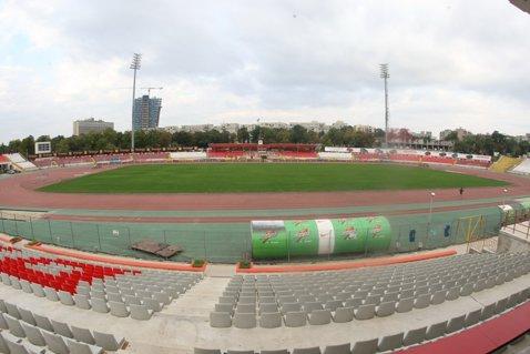 Întâlnire importantă în vederea construirii noului stadion din Ştefan cel Mare. Mesajul transmis de CS Dinamo