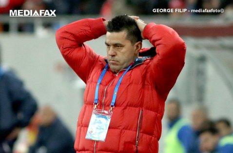 """""""Am făcut o primă repriză foarte bună, după care nu ştiu ce s-a întâmplat"""". Ce a spus Contra după ce Dinamo a fost eliminată din Cupă de CS U Craiova"""