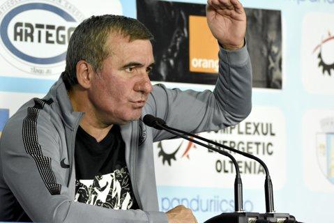 """Hagi, cuvinte frumoase despre un străin din Liga 1: """"Îmi place că a venit modest în România. Vede golul, îl simte"""". Jucătorul care a avut nevoie de doar 339 de minute pentru a-l """"da pe spate"""" pe """"Rege"""""""