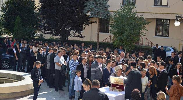 %name Povestea lui Ilie Lazăr: golgheterul care a ctitorit o mănăstire