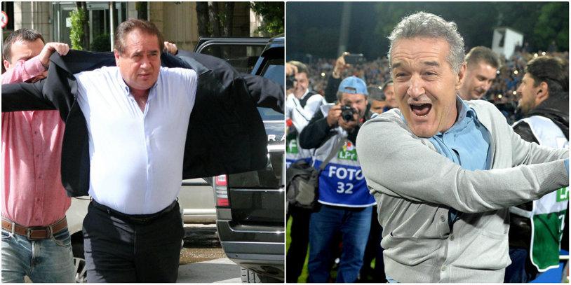"""Doi români în clasamentul celor mai """"nebuni patroni"""" din fotbal! Becali are un coleg din Liga 1 în top. Poveştile scoase la lumină de France Football"""