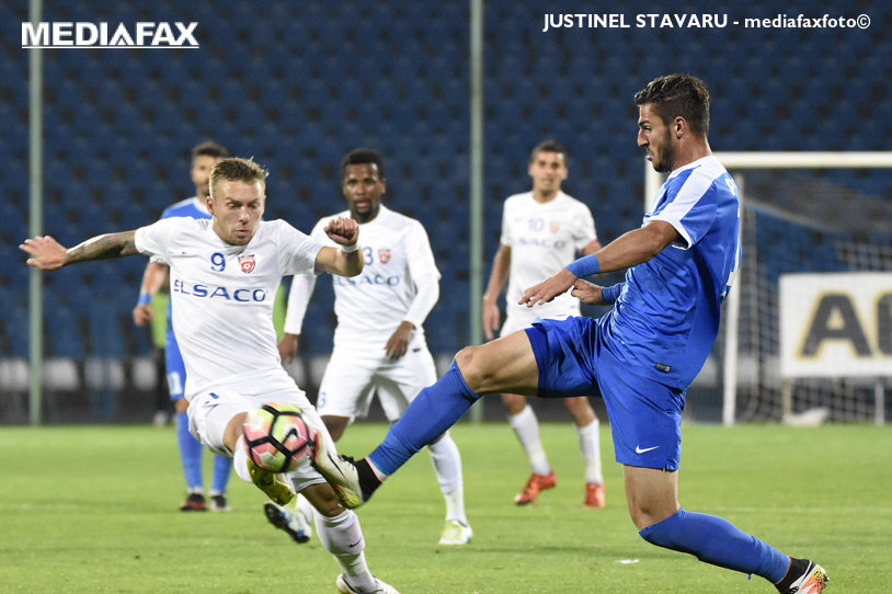 Fac turul României de dragul fotbalului! O echipă din Liga 1 şi-a ales un traseu de aproape 800 de kilometri pentru a ajunge la meci. Vor merge cu trenul şi cu autocarul