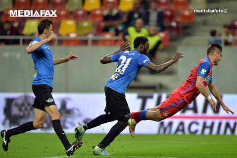 Preţurile biletelor pentru meciul FCSB - FC Viitorul, din play-off, cuprinse între 15 şi 100 de lei