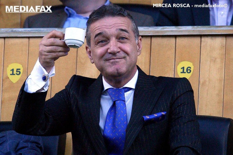 Gigi Becali, interviu de patru pagini într-una dintre cele mai importante reviste de fotbal din lume. Declaraţiile controversate pe care le-a făcut