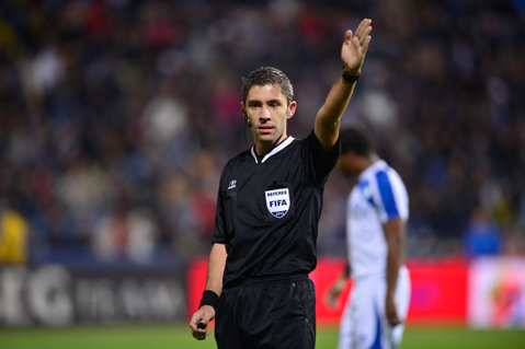 A fost desemnat arbitrul care va conduce meciul FCSB - FC Viitorul