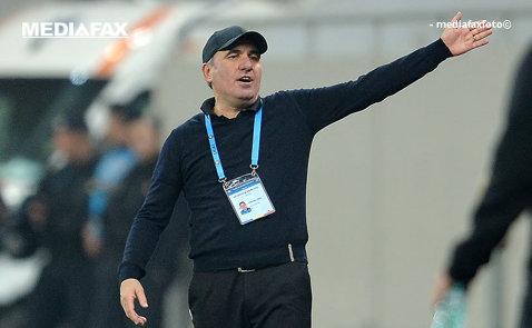 """Hagi nu s-a ascuns şi a recunoscut: """"Steaua trebuia să câştige"""". Gest incalificabil al unui suporter la adresa """"Regelui"""""""