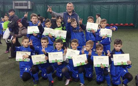 """Viitorul sună bine în Copou! Medalii pentru copiii de la CSM Poli Iaşi la turneul de Elită """"ProSport"""" Focşani"""