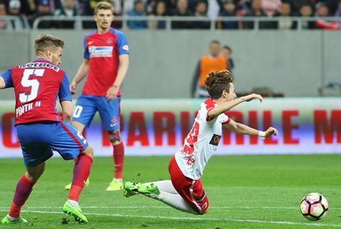 """""""FCSB discută despre arbitraj, le-a ieşit la meciul din tur..."""". Atac al lui Dănciulescu înainte de derby"""