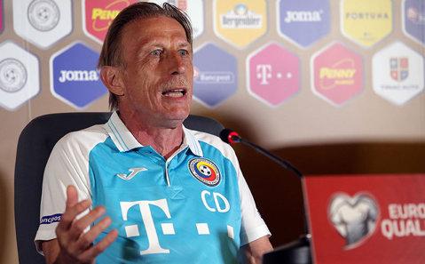 Ce a declarat Christoph Daum după ce Nicolae Dică a fost pus antrenor la FCSB. Selecţionerul a vorbit şi despre cine merită titlul în Liga 1