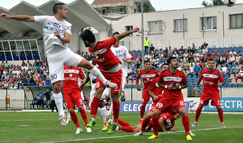 """Botoşani întâlneşte revelaţia FC Voluntari! Moldovenii sunt încrezători: """"Încercăm să nu mai pierdem niciun meci până la finalul campionatului!"""""""