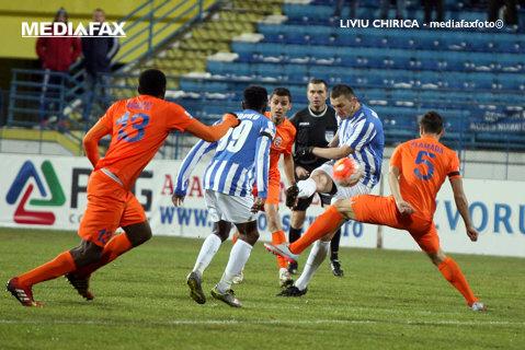 FC Botoşani - CSM Poli Iaşi 0-1. Neagoe a ajuns la 12 meciuri consecutive fără înfrângere