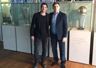 EXCLUSIV | Întâlnirea secretă ce a avut loc între un oficial al lui Dinamo şi Cristi Chivu! Funcţia propusă fostului căpitan al naţionalei